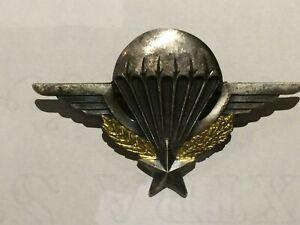 Insigne broche brevet parachutiste para numéroté 353020