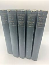 Collected Papers of SIGMUND FREUD 5 Volume set Hogarth Press 1953 7th impression