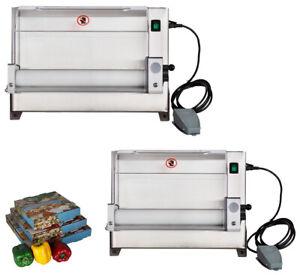 Beeketal Gastro Pizzateig Teigausrollmaschine Teigausroller Pizzateigausroller
