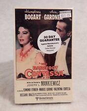 NEW The Barefoot Contessa (1981 BETA/Betamax) 1954 Humphrey Bogart, Ava Gardner