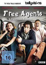 Free Agents - Complete Series (2009) * Stephen Mangan * Region 2 (UK) DVD * New