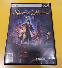 Sherlock Holmes L'avventura GIOCO PC VERSIONE ITALIANA