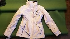 Women's Orage Nita Womens Insulated Ski/Snowboard Jacket - White - Small