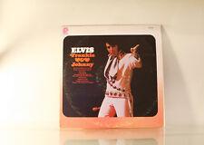 ELVIS PRESLEY - FRANKIE & JOHNNY - PICKWICK 1975 EX LP RECORD ALBUM - B