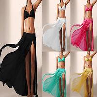Women Swimwear Bikini Beach Wear Cover Up Swimsuit Wrap Skirt Sarong Pareo Dress