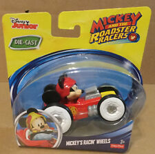 Disney Junior Mickey And The Roadster Racers Mickey's Racin' Wheels Car  NEW