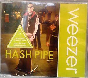 "Weezer - Hash Pipe CD Single (CD 2001) + Remix & ""Starlight"""