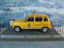 1/43 Universal Hobbies  Renault 4 GTL 1985