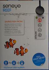 Seneye Reef Aquarium Alert System pH Ammonia Marine Coral Invertebrate Fish Tank