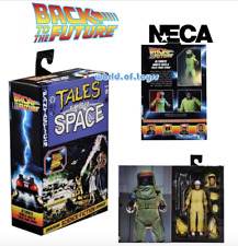 FIGURA NECA BACK TO THE FUTURE ' TALES FROM SPACE ' ULTIMATE MARTY MCFLY  35th