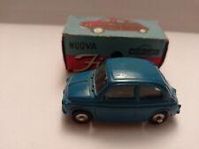 Modellino Mercury Fiat 500