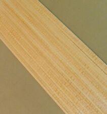 FIDDLEBACK EASTERN MAPLE uke length binding luthier #102 f-EMA bd