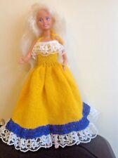 VESTITO BARBIE UNCINETTO in vendita - Barbie  bambole e accessori  8e020241f927