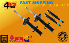 4x Front Rear Shock Absorbers DAMPERS MERCEDES W639 VITO MIXTO VIANO 2003-