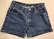 Jordache Womens Vintage Mom Denim Jean Shorts Size 15/16  High Waist