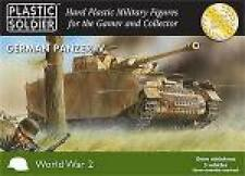 The Plastic Soldier Company 15mm Easy Assembly German Panzer IV  Tanks WW2V15002
