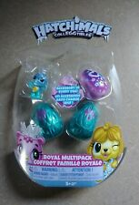Hatchimals Royal Snow Ball Open Package 4. Pieces