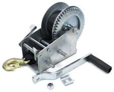 Recovery Hand Winch 2000LB Load 15m Synthetic Strap for Boat Trailer