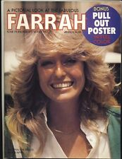 1977 STAR PERSONALITY SERIES #3 FARRAH FAWCETT #1 Magazine MINT NEWSSTAND FRESH