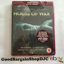 House Of Wax (HD DVD, 2006) *New & Sealed*