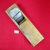 Hira Kanna Japanese smoothing flat plane 64mm / carpentry woodworking tool P1638