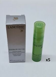 Lancome Energie De Vie The Antioxidant & Anti-fatigue Liquid Care 5 x 5ml