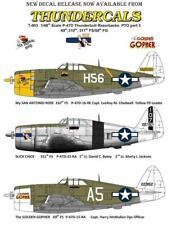 "Kits World 148088-1:48 P-47N Thunderbolts /""Chautauqua/"" /""Red-E Ruth/"" Decalset"