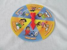 2005 Chicken Limbo Replacement Spinner Game Piece