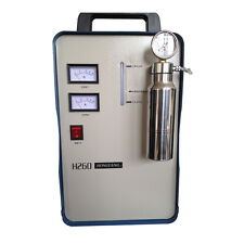 H260 800W Oxygen Hydrogen Flame Generator Acrylic Polishing Machine 150L 2Torch