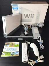 Nintendo Wii Sports Pack White Console Boxed.