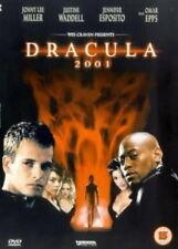 Dracula 2001 (Wes Craven Omar Epps) Region 4 DVD New Clearance