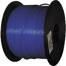 10 Gauge Primary Marine Electrical Wire Blue Per Foot Boat Auto RV