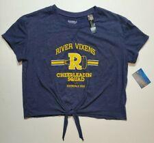 Riverdale River Vixens High School Cheerleading Squad Juniors TShirt XL 2XL 3X