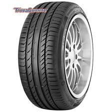 KIT 2 PZ PNEUMATICI GOMME CONTINENTAL CONTISPORTCONTACT 5 FR MO 245/40R17 91Y  T