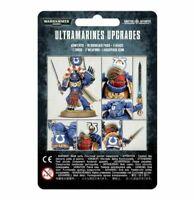 Ultramarines Upgrades Upgrade Pack Space Marines Warhammer 40K NIB Blister Pack