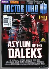 Dr Doctor Who Magazine #451 - 2012, August - Asylum of the Daleks
