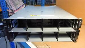 NetApp DS4243 NAJ-0801 24x SAS Bay Disk Array EXCL HDD, MODULES & PSU