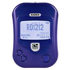 RADEX RD1212 PORTABLE DOSIMETER RADIOACTIVITY LCD DISPLAY DETECTOR RUSSIA
