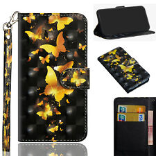 For Samsung New Hot Flip Antislip Wallet Cool Luxury Fashion Phone Case Cover