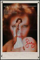 LIZ Elena Glenn Joanne Phillips X RATED ORIG 1976 1 Sheet  MOVIE POSTER 27 x 41