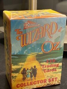 1990 Pacific Wizard of Oz Trading Cards Factory SEALED Set