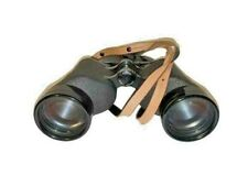 60's VTG Binoculars Carl Zeiss 7x50 B made in Germany with Leather Case