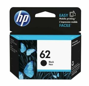 HP 62 black cartridge for HP Envy 5642 Printer