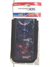 Nintendo 3DS Pokemon X and Y Pocket Case NEW DSi 3DS XL DSi XL - NEW™