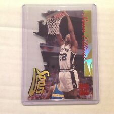 SEAN ELLIOTT #F29 SPURS 1996/97 topps stadium club members only FUSION