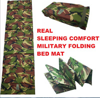 Army Combat Military Compact Lightweight Travel Camping Sleeping Bag DPM Camo