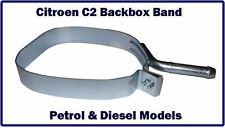 CITROEN C2 REAR EXHAUST SILENCER BAND STRAP SILENCER HANGER BRACKET BACK BOX