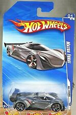 2010 Hot Wheels #119 All Stars 1/10 MAZDA FURAI Gray Variant w/Chrome OH5 Spokes