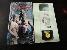 IN THE TIME OF BARBARIANS VHS starring Deron Michael McBee