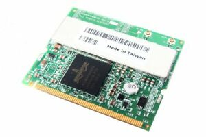 Medion XG-602MB Wireless WLAN Notebook Card Mini PCI Ieee 802.11G P/N 20021141